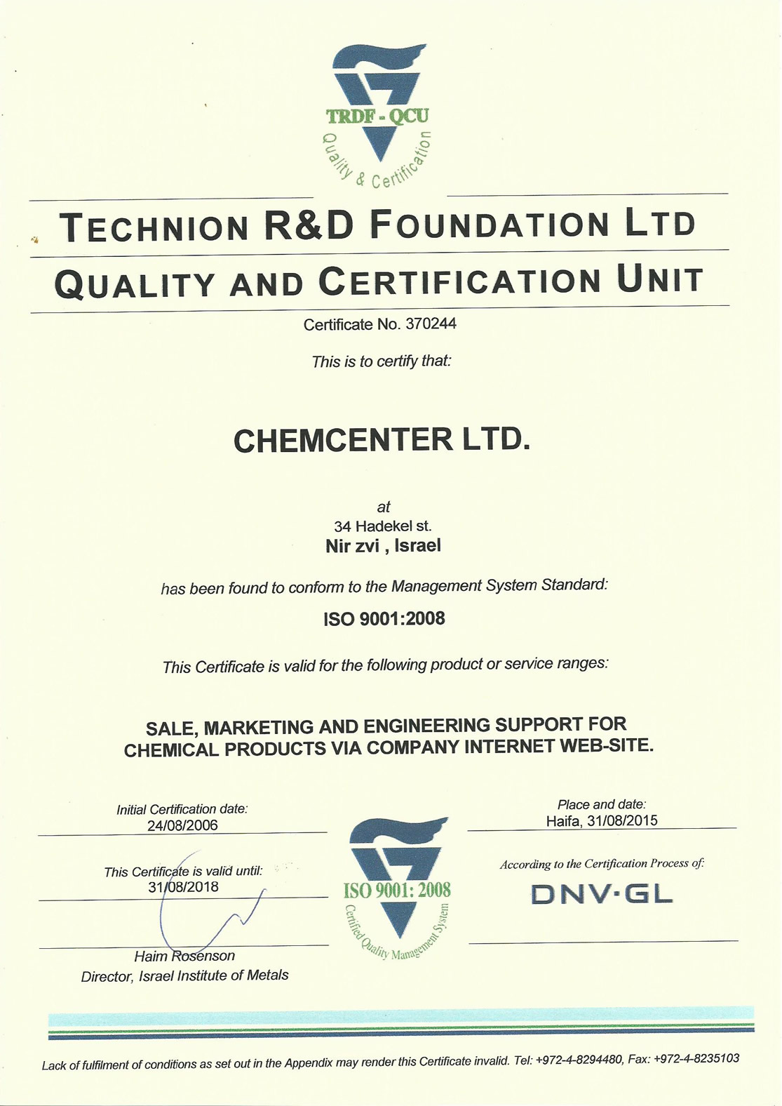 safety certificate price qld pdf